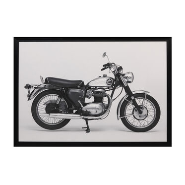 BSA MOTORCYCLE WALL ART, , hi-res