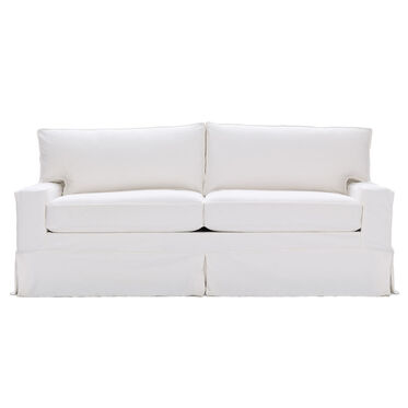ALEX II SUPER LUXE QUEEN SLEEPER SLIPCOVER SOFA, , hi-res