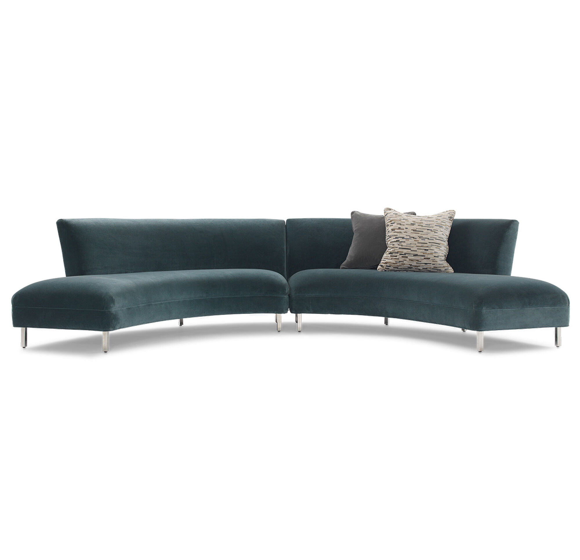 Pc Sectional Sofa With Chaise Book Of Stefanie