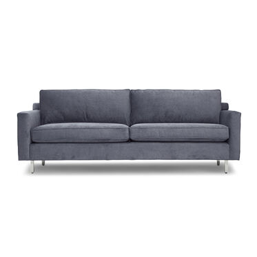 HUNTER STUDIO SOFA, ELLER - SLATE, hi-res