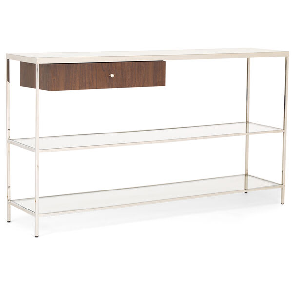 MANNING CONSOLE TABLE - WALNUT, , hi-res