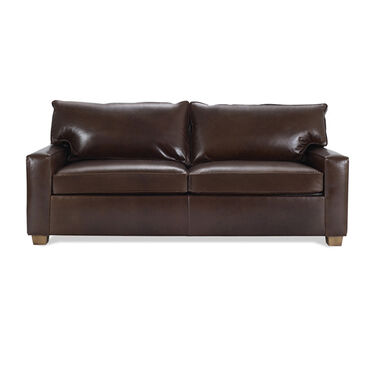 ALEX LEATHER SUPER LUXE QUEEN SLEEPER, , hi-res