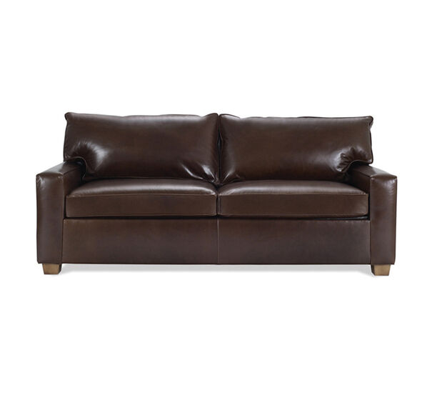 ALEX LEATHER LUXE SLEEPER, , hi-res