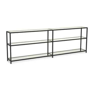 FRITZ LOW BOOKCASE, , hi-res