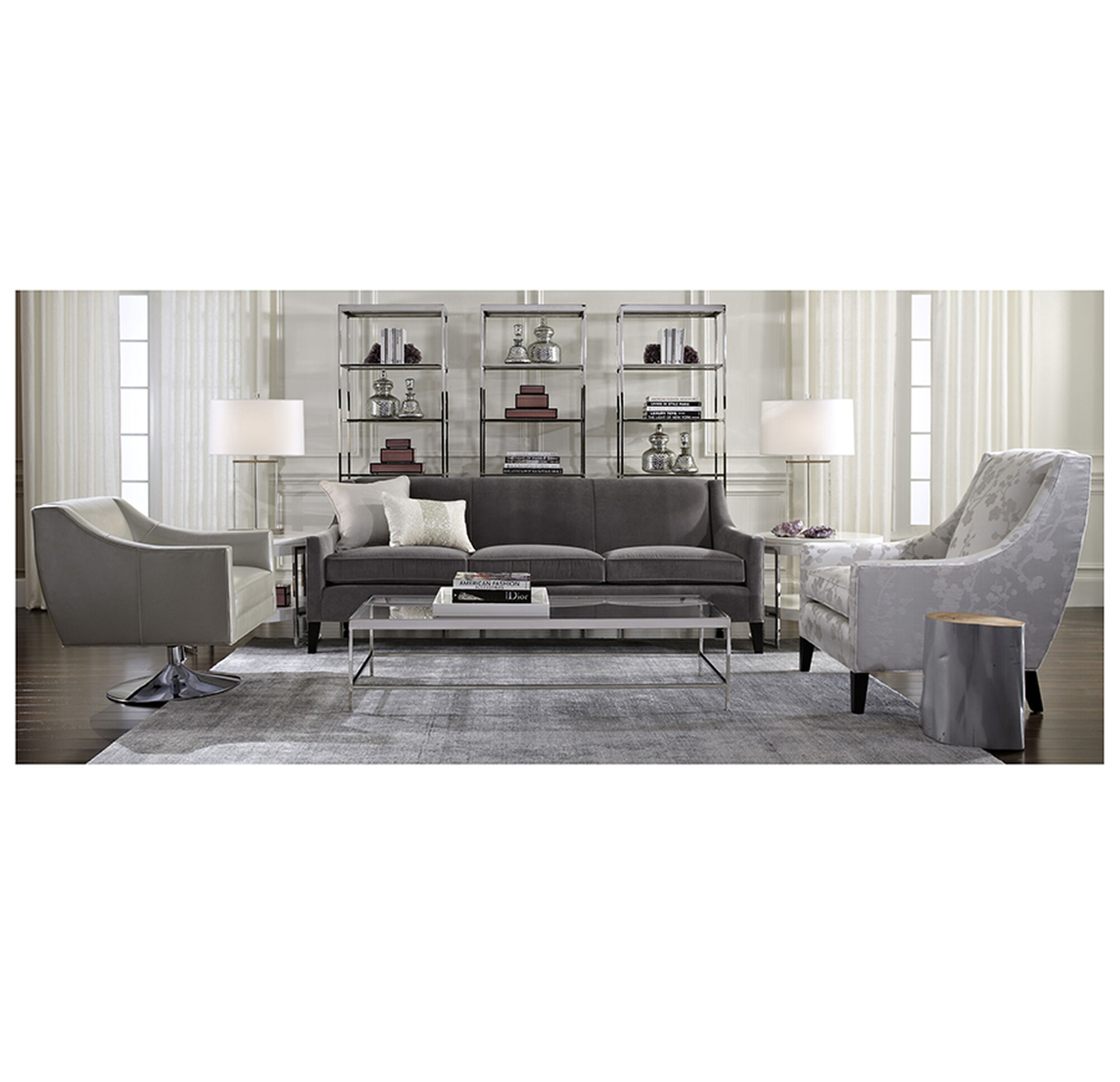 Leather Swivel Chairs For Living Room Cara Leather Swivel Chair
