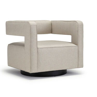 NICO RETURN SWIVEL CHAIR, , hi-res