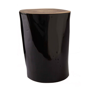 LINCOLN LARGE ONYX PULL-UP TABLE, , hi-res