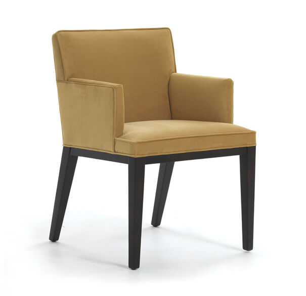 CAMERON LEATHER ARM CHAIR, , hi-res