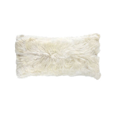 "ALPACA 22"" IVORY PILLOW, , hi-res"