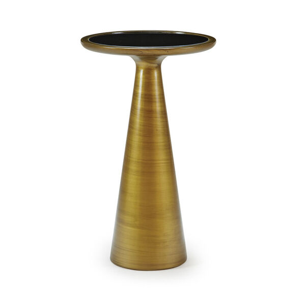 ADDIE PULL-UP TABLE - BRONZE, , hi-res