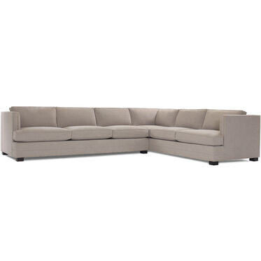 KEATON SECTIONAL, FULMER - TAUPE, hi-res