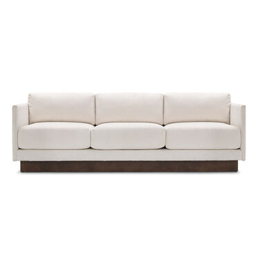 REDFORD SOFA, CASON - WHITE, hi-res