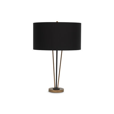 TRIEUX TABLE LAMP, , hi-res