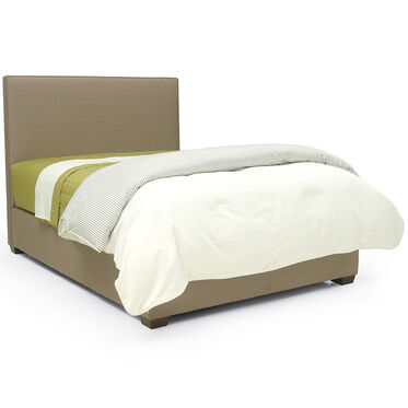 PAUL QUEEN PLATFORM BED, , hi-res