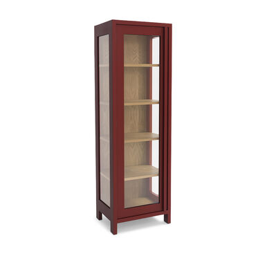 CALDWELL LEFT SIDE CURIO CABINET, , hi-res