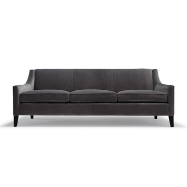 CARA LEATHER SOFA, , hi-res