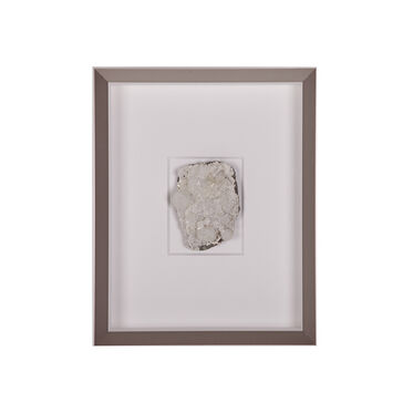 NATURAL MINERAL WHITE WALL ART, , hi-res