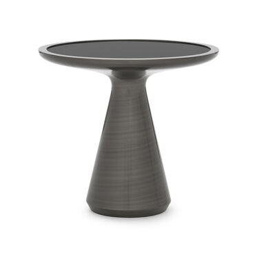 ADDIE SIDE TABLE - PEWTER, , hi-res