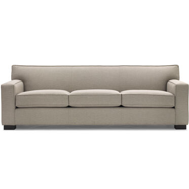 JEAN LUC SOFA, RIDLEY - PEWTER, hi-res