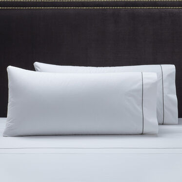 TRANQUILITY PILLOW CASES - SMOKE, , hi-res