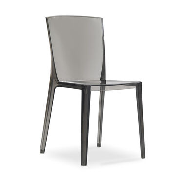 ALAIN SMOKE SIDE CHAIR, , hi-res
