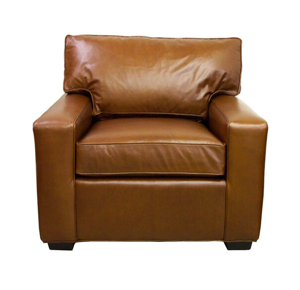 ALEX LEATHER CHAIR, , hi-res