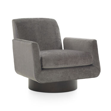 SUPERNOVA RETURN SWIVEL CHAIR, PAULSON - GRAPHITE, hi-res