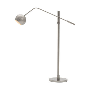 LUNA FLOOR LAMP - NICKEL, , hi-res