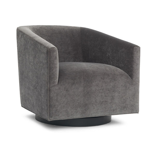 COOPER FULL SWIVEL CHAIR, BOULEVARD - GRAPHITE, hi-res