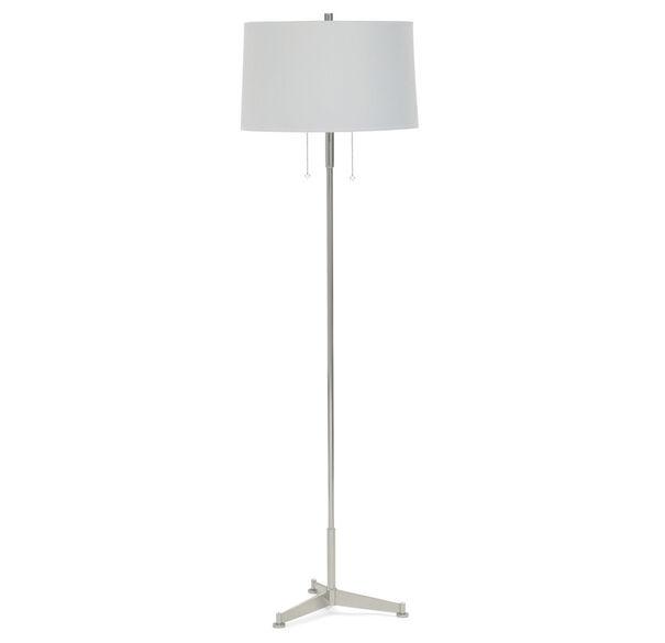 PIPER FLOOR LAMP - POLISHED NICKEL, , hi-res