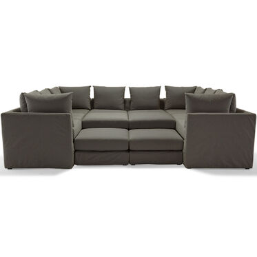 DR. PITT 7-PC SECTIONAL, , hi-res