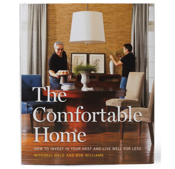 THE COMFORTABLE HOME BOOK, , hi-res