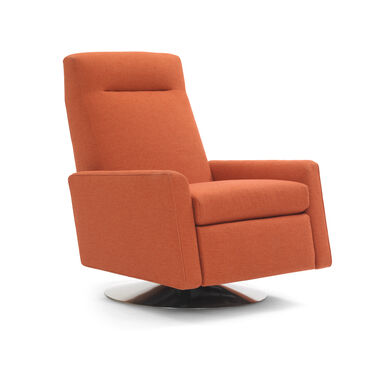 TILTON RECLINER, PHIPPS - ORANGE, hi-res
