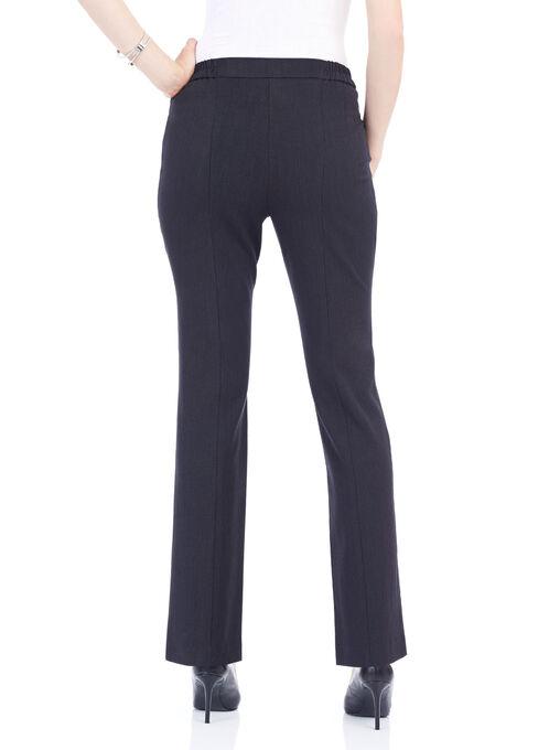 Signature Fit Slim Leg Pants , Grey, hi-res