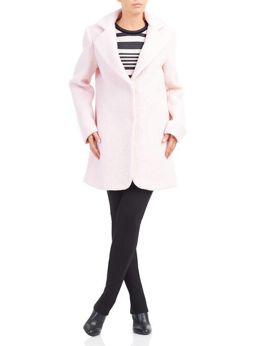 Marcona Wool Blend Coat , Pink, hi-res