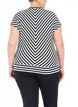 Short Sleeve Printed T-Shirt, Black, hi-res