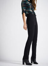 Ponte Slim Leg Pants , Black, hi-res