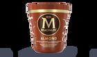 Crème glacée Magnum amande