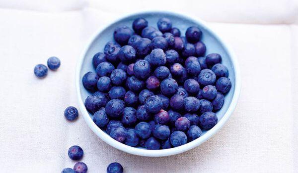 Blueberries, Chili