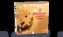12 bonhommes apéritifs, cakes jambon emmental