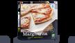 Pizza Margherita, tomate, mozzarella