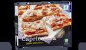 Pizza Capricciosa, jambon, mozzarella