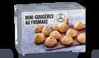 Mini-gougères au fromage, 30 pièces environ