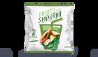 Fruits pour smoothie ananas, banane,papaye,épinard