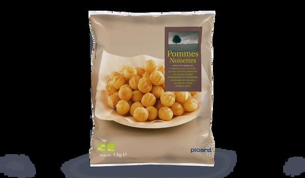 Pommes noisettes