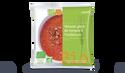 Velouté glacé de tomate à l'andalouse bio