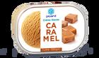 Crème glacée caramel