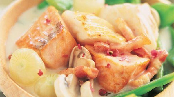 Blanquette de poissons nordiques