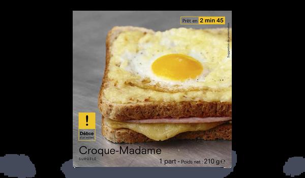 1 croque-madame