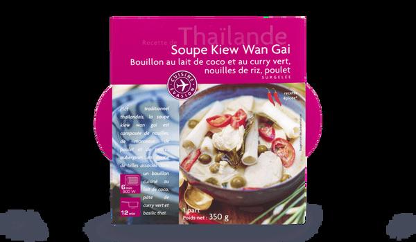 Soupe Kiew Wan Gai